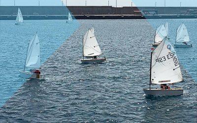 Campeonato de Canarias de Optimist por equipos